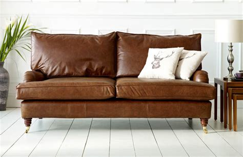 vintage chesterfield leather sofa downton vintage leather sofa the chesterfield company