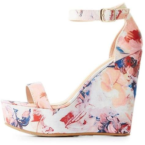 Wedges Floral 25 best ideas about floral wedges on