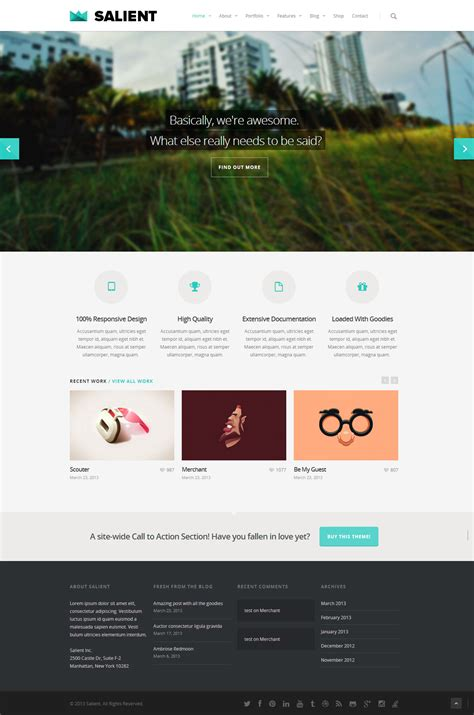 40 best wordpress photography themes 2017 responsive miracle