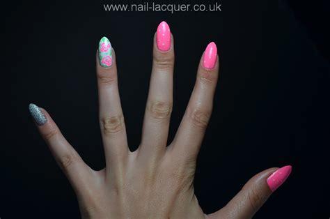easy nail art uk easy rose nail art nail lacquer uk