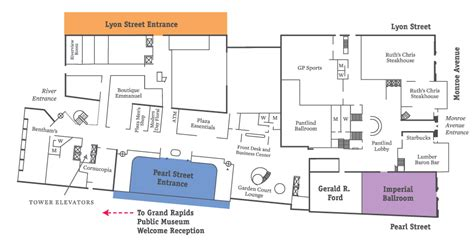 amway center floor plan floor plans 2016 annual convention exposition