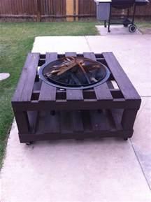 pallet fire pit pallet fire pit pallet furniture pinterest decks