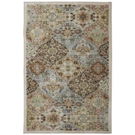 rug stores coast american rug craftsmen kirman coast peat moss 3 ft 6 in x 5 ft 6 in area rug 382957 the