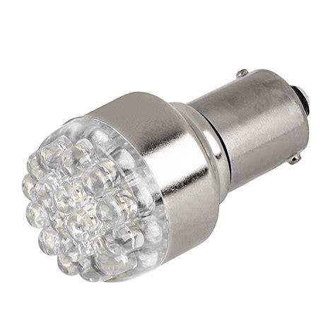 1156 Led Bulb 19 Led Forward Firing Cluster 6 Vdc 1156 Led Light Bulb