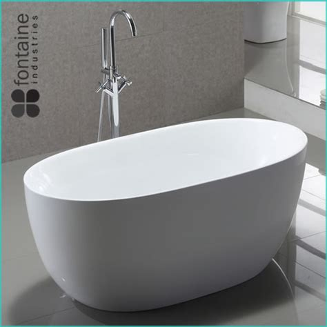 small freestanding bathtub ariana freestanding bath 1300 fontaine industries