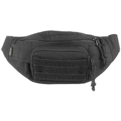 wisport gekon waist pack black waist packs 1st