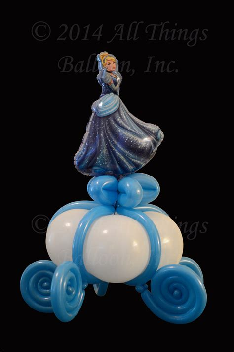 Balloon centerpieces delight your guests enhance your decor