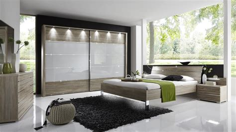 glass furniture bedroom