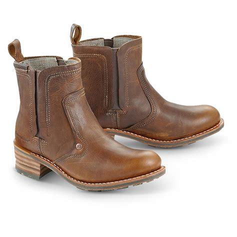 s cat footwear jodie 6 quot boots peanut 609400