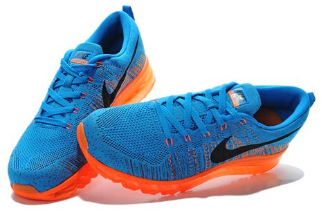 nike air max 2014 blue nike air max 2014 flyknit blue orange 14am48 80 00