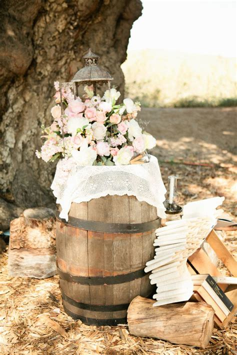 Whiskey Barrel Decor by Wedding Decor With Wine Barrels Exclusive Italy Weddings