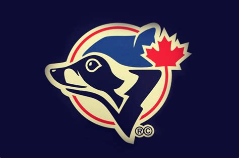 Kaos Toronto Blue Jays Logo 11 toronto artist re imagines the blue jays logo