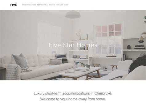 squarespace five template five squarespace template analysis using my