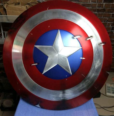 ebay america metal cattoys 1 1 captain america shield prop damaged