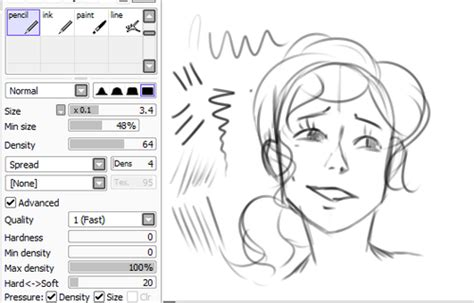 sketchbook pro or paint tool sai paint tool sai brushes it s the coloring anon i was