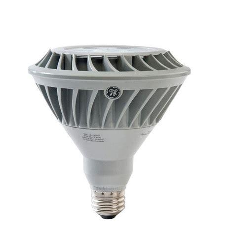 Energy Smart Led Light Bulbs Ge 20w 120v Par38 4000k Fl40 Silver Energy Smart Led Light Bulb Bulbamerica
