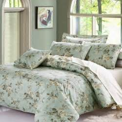 Quality Bedding Sets S V Modern Floral Quality Bedding Sets Bedclothes Embroidery Bed Linen 3d Duvet Covers King Size