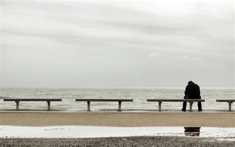 lonely man on bench bench lonely man loneliness wallpapers and images