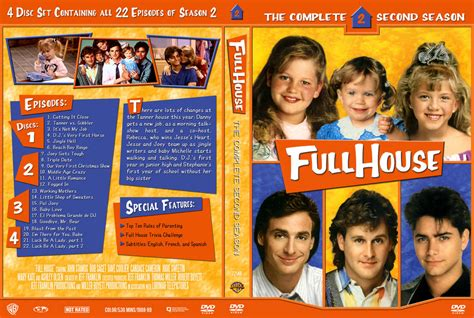 full house wikia image full house season 2 dvd jpg fuller house wikia fandom powered by wikia