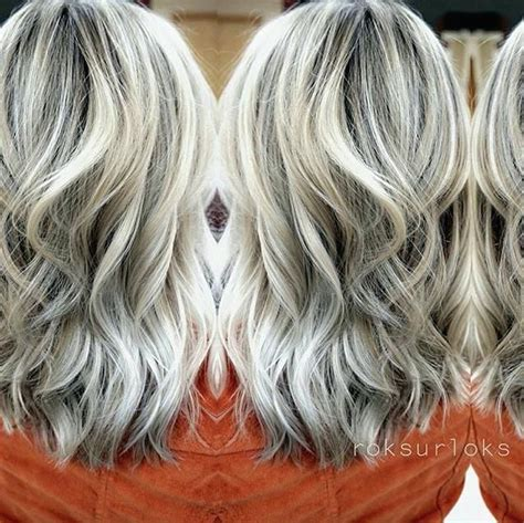 low light hair foiling placements 100 best kenra color blondes images on pinterest