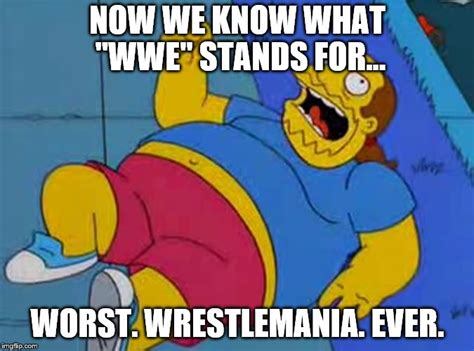 What Does Meme Stand For - what does quot wwe quot stand for imgflip