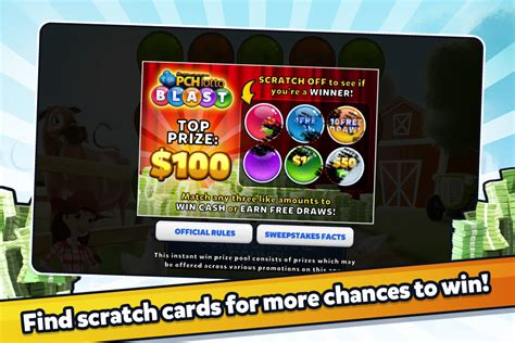 Is The Pch Lotto Real - pch lotto blast android apps on google play