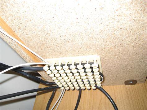hide cords desk middle room under desk cable management hostgarcia