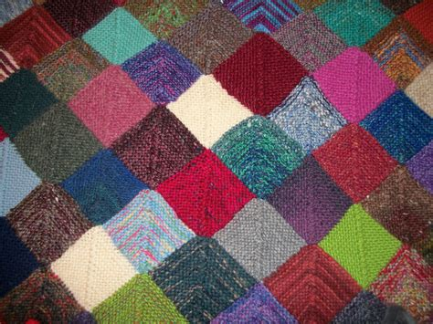 pattern knitted quilt leftover yarn knitted blanket louisa enright s blog