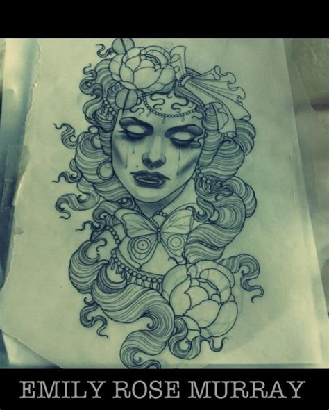 emily rose tattoos artwork by emily murray ideas