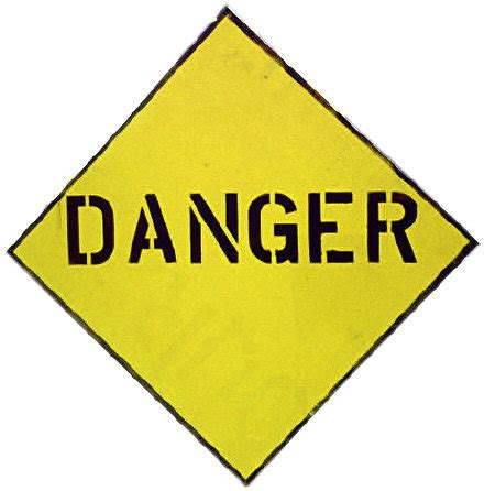 12 Warning Signs Your Is In Danger by Danger Sign Cliparts Co