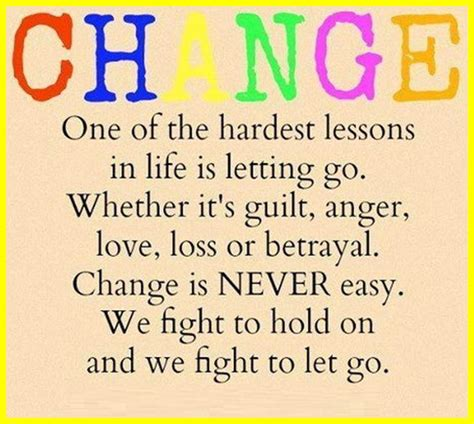 Best Quotes About Change In