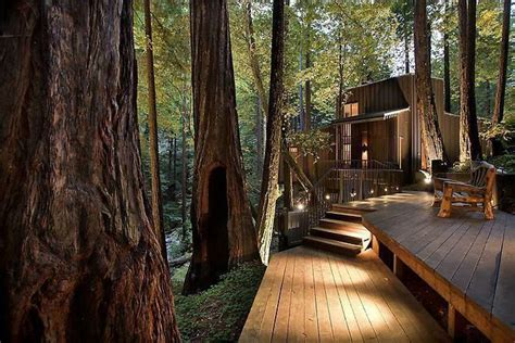 Cabins For Sale In California Redwoods by Big Sur Residence Among The Redwoods Curbed La