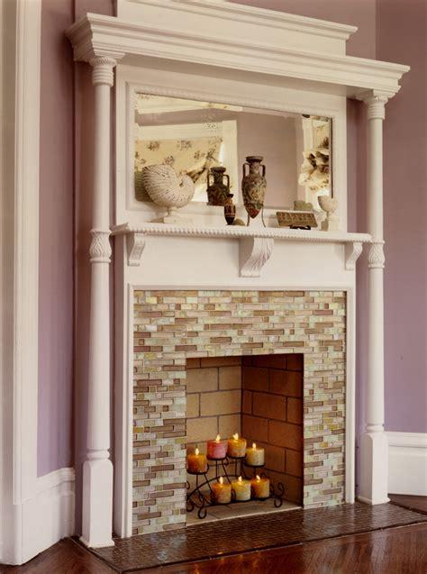 Decorative Fireplace Tile Ideas by Templer Interiors Great Design Ideas