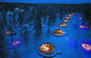 must visit place for this winter igloo