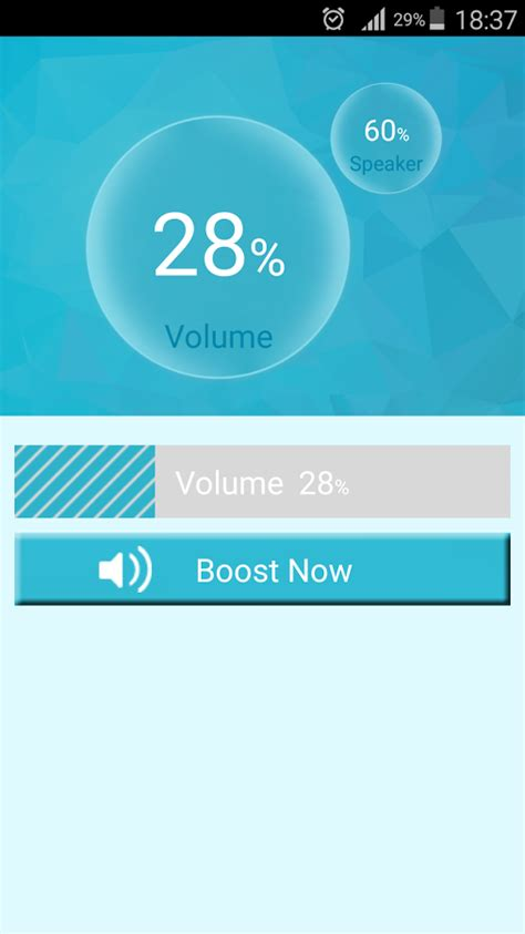 volume booster apk volume booster 187 apk thing android apps free