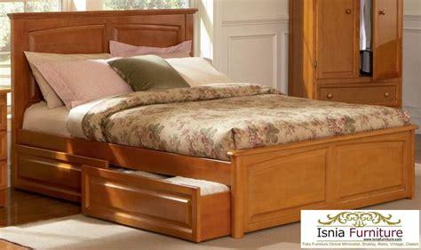 harga tempat tidur jati minimalis jual murah model mewah modern
