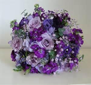 purple wedding flowers wedding flowers becky s country style wedding flowers in purples and lilacs