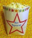 How To Make Popcorn Out Of Paper - origami cup