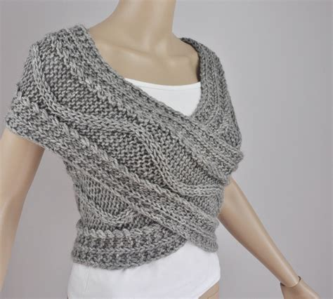 knit vest how to knit an knitted vest knittting crochet