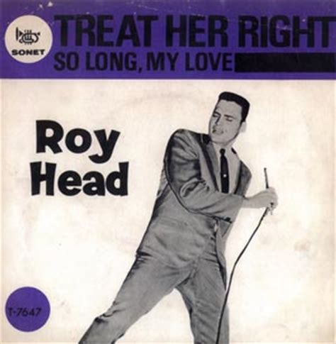 county heat treat roy blue eyed soul and country part 1