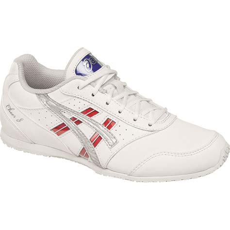 asics cheer shoes asics cheer 8 gs cheer shoe multi c680y 0193