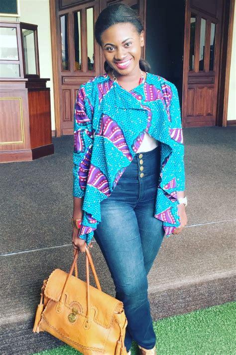 ghanaian female celebrities african fashion styles