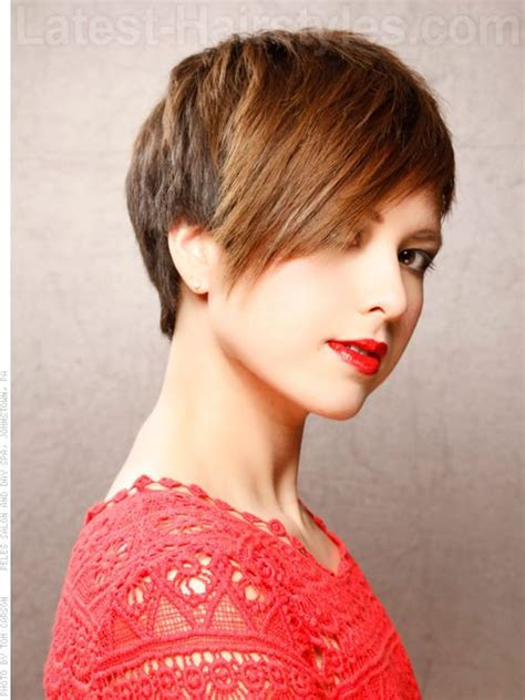 point cut womens haircuts 27 best images about hairstyles on pinterest short