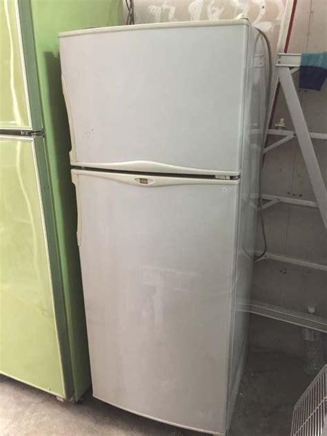 Freezer Second Sharp sharp 2 doors fridge freezer refrigerator peti ais ais