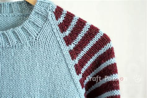 how to knit raglan raglan sleeve knitting pattern sweater vest