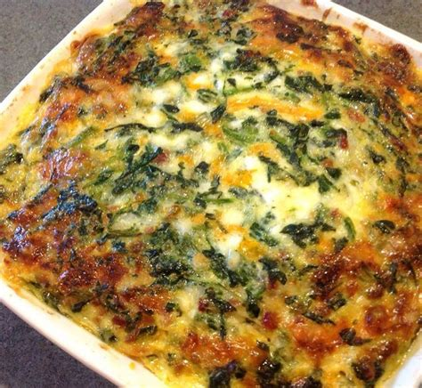 Spinach Cottage Cheese Casserole Recipe by Spinach Casserole S 1 Pkg Frozen Spinach Thawed And