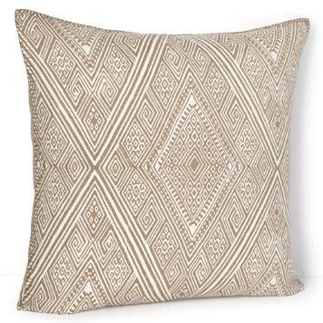 jr by john robshaw jr by john robshaw twine clay decorative pillow