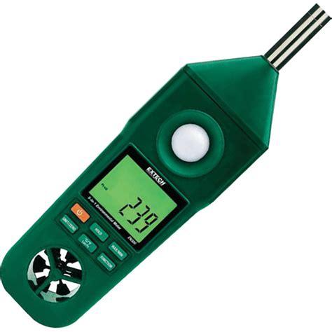 Extech En300 5 In 1 Environment Meters Humidity Tempera Murah extech en300 5 in 1 environment tester rapid