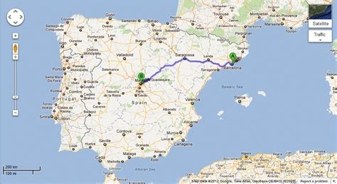Barcelona To Madrid | here there wherever barcelona to madrid by bus