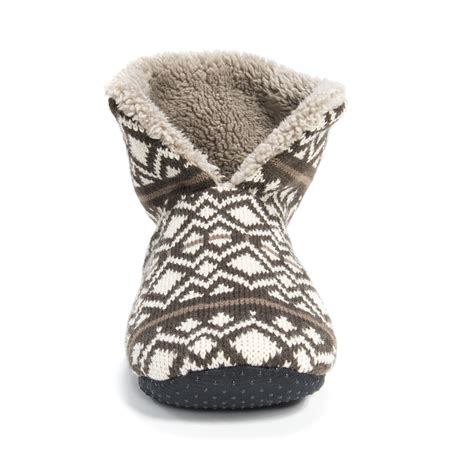 moccasin bootie slippers s slipper booties moccasin slippers